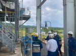 """Una inspección confirma """"graves daños"""" en equipos de la planta de urea"""