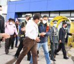 El Presidente ya está en Bolivia y regresa a sus funciones