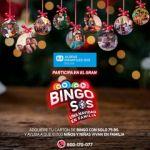 Aldeas Infantiles presenta el Bingo SOS para una Navidad en familia