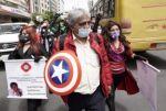 """""""Los Avengers no tenemos miedo"""", dice Arias por candidatura de Dockweiler"""
