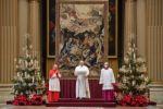 Fraternidad, paz y vacunas para todos, los tres deseos del Papa en Navidad