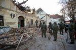 Seis muertos tras fuerte sismo en el centro de Croacia
