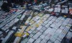 Lluvias y granizo dejan a La Paz inundada; hubo al menos 25 casos de emergencia