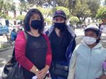Sucre: Mujeres del MAS denuncian intento de fraccionamiento