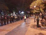 Año Nuevo: ¿Cuántas fiestas se intervinieron en Sucre?