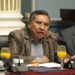 Rogelio Mayta, segundo ministro de Arce en dar positivo a covid-19