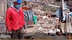 Sucre: El día después de la granizada