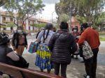 Gremialistas rechazan que se muevan puestos del sector del Mercado Campesino