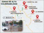 Tres granizadas históricas se cuentan desde el 2008 en Sucre