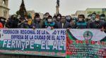 Microempresarios de El Alto se declaran en quiebra, exigen diferimiento y anuncian medidas