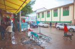 Intendencia: Hay 555 vendedores callejeros damnificados por la tormenta en el Campesino