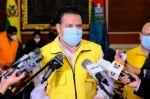 Covid-19: Alcaldía de La Paz analiza más restricciones y no descarta cuarentena rígida