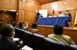 Choferes se retiran del diálogo con el Gobierno y confirman paro nacional