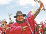 """La clase política despide con profundo pesar a """"El Mallku"""", el ícono del indianismo"""
