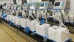 Desprecintados 19 respiradores chinos para ser usados en la lucha contra el covid-19