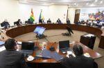 """Bolivia saluda a Biden y apunta a """"relación saludable y sostenible"""" con EEUU"""