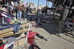 Doble atentado suicida deja al menos 28 muertos en el centro de Bagdad