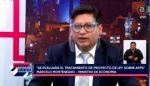 Ministro de Economía recomienda cuidar la jubilación y retirar aportes solo en caso de mucha necesidad