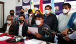 MAS anuncia proceso penal a vocales del TSE que habilitaron a Manfred Reyes Villa