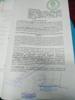 Justicia admite Acción Popular de Amilcar Barral para suspensión de las subnacionales
