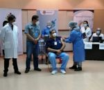EN VIVO Comienza la vacunación contra el covid-19 en Chuquisaca