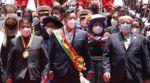 """Gobierno fija el 18 de octubre como """"Día de la Recuperación de la Democracia"""" por triunfo de Arce"""