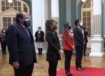 Cuatro exfuncionarios del gobierno de Morales asumen como nuevos embajadores de Bolivia