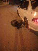 Amputan la pierna a un motociclista tras un accidente en la Circunvalación