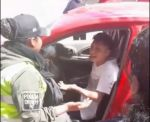 Comando de la Policía anuncia proceso contra agresor de uniformada en Potosí