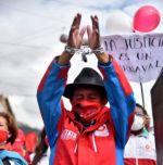 Rafael Quispe descarta pedir perdón judicial y desafía a que lo metan preso