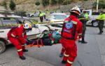 Policía: 23 personas fallecieron en accidentes de tránsito durante el Carnaval