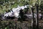 Mueren seis militares en un accidente aéreo en el oriente de México