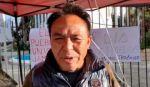 Cochabamba: Candidato cumple tercer día de huelga de hambre en defensa del escudo