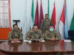 Comandante de la Región Militar Nº4 rompe el silencio sobre el retiro del escudo