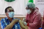 Abren campaña de vacunación masiva con dosis de Sinopharm en Monteagudo