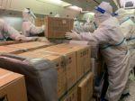 Bolivia recibe 23 toneladas de medicamentos comprados en China