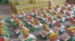 Cerca de 2.500 canastas familiares están guardadas en dependencias de la Gobernación