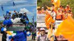 Sucre: Partidos políticos llaman a grandes concentraciones con música en vivo