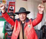 La Paz: TED declara improbada la demanda contra Santos Quispe