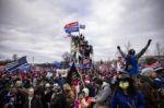 Policía en EEUU alerta que milicia planea irrumpir en el Capitolio el 4 de marzo