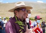 Adrián Oliva, gobernador de Tarija, da positivo a covid-19 y continúa internado