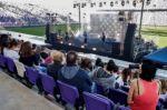 Israel: Primer concierto al aire libre en Tel Aviv para espectadores vacunados