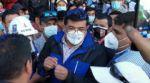Leaño se declara ganador de la Alcaldía de Sucre y pide respetar resultados