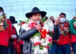 Santos Quispe teme fraude en el cómputo en La Paz y mantiene vigilia en el TED