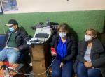 Jueza dicta prisión preventiva por cuatro meses para Áñez y dos exministros
