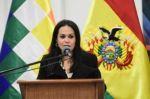 Exministra de Comunicación, Roxana Lizárraga, solicita refugio en Perú