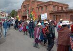 Padres del D-3 de Sucre exigen insumos, ítems, clases semipresenciales y otras demandas