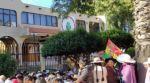 Educación y Junta de Padres acuerdan clases semipresenciales en zonas alejadas del centro de Sucre