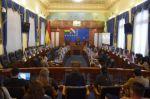 """Senado: MAS rechaza """"injerencia"""" de la OEA en Bolivia; oposición refuta declaración camaral"""