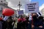 Congreso de España legaliza la eutanasia y el suicidio asistido